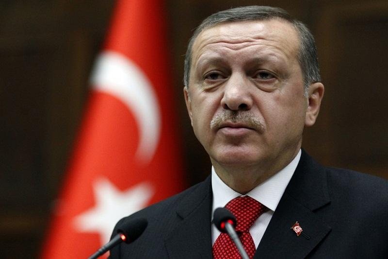 عرض تسلیت تلفنی اردوغان به روحانی
