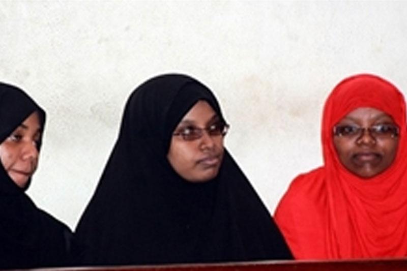 بازداشت سه زن پیش از پیوستن به داعش