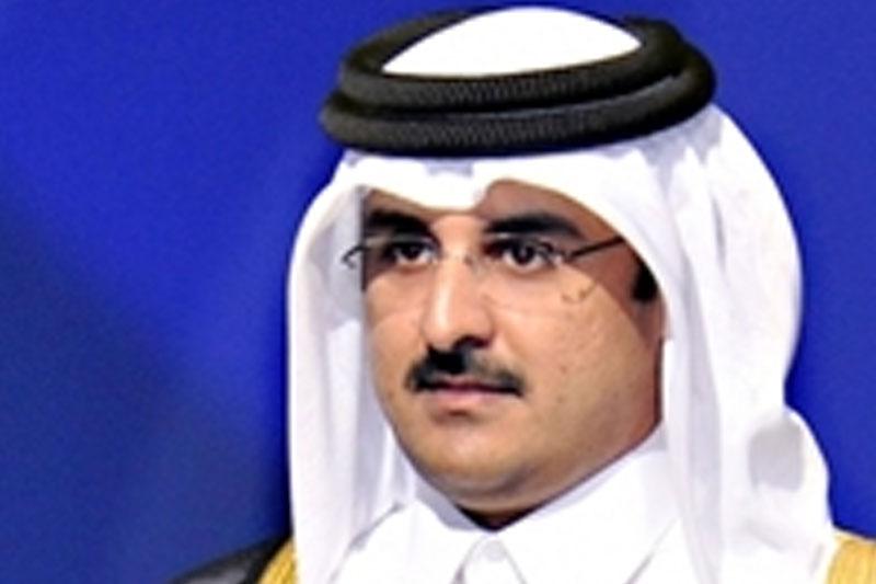 امیر قطر با رئیسجمهور مستعفی یمن در عربستان دیدار کرد