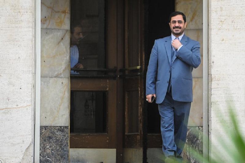 حضور سعید مرتضوی در دادگاه کیفری استان تهران