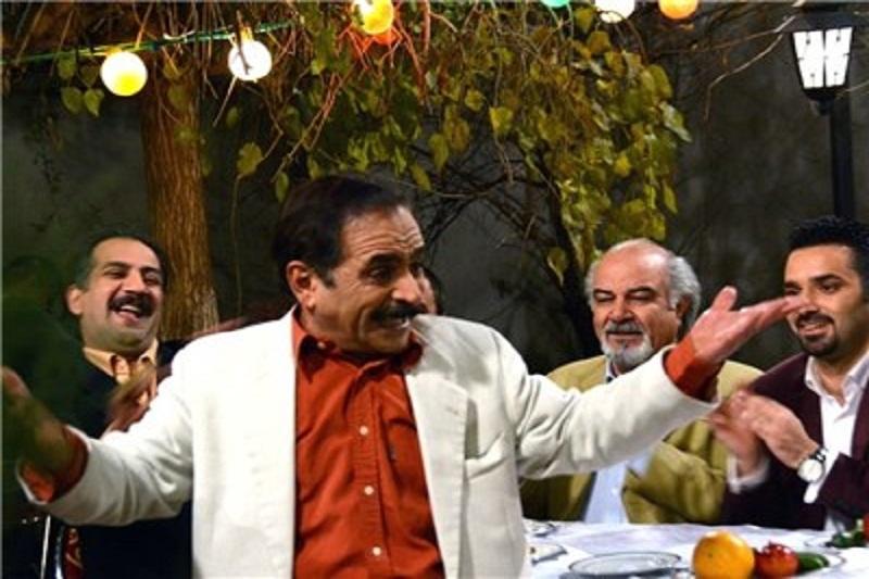 ظریف، قالیباف و جاسبی در سریال «شمعدونی»