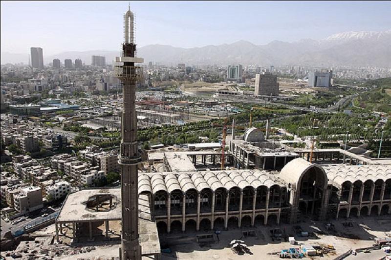 بودجه ۳ هزار میلیاردی برای ساخت مصلی تهران/ اتمام پروژه در سال ۹۶