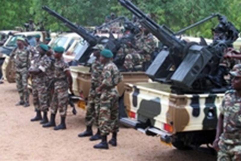 5 غیر نظامی را در «نیجر» کشته شدند