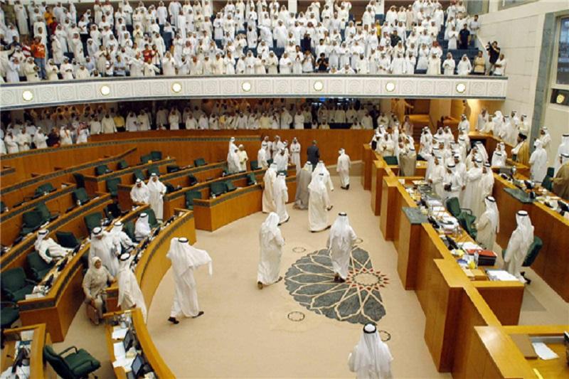 کتککاری در پارلمان کویت بر سر یمن