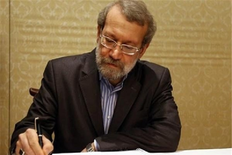 لاریجانی یک مصوبه دولت را مغایر قانون اعلام کرد