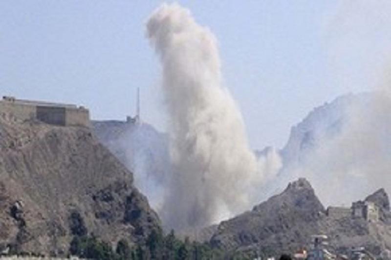 بمباران مقر شورای سیاسی انصار الله یمن