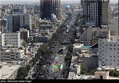 بازتاب تظاهرات روز قدس در رسانههای جهان