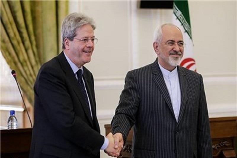 ایتالیا: مقابله ایران با افراط گرایی برای ما یک امید بزرگ است