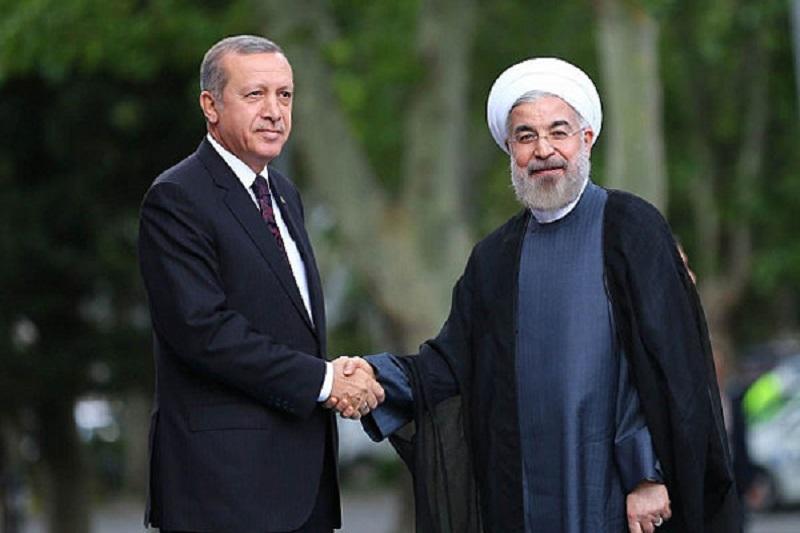 تماس تلفنی روحانی و اردوغان درباره سوریه