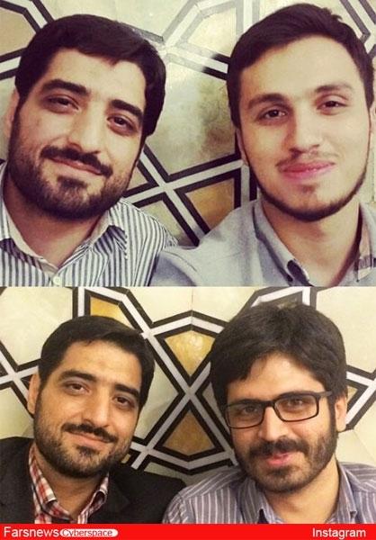 خاطره مداح مشهور از جهاد مغنیه+عکس