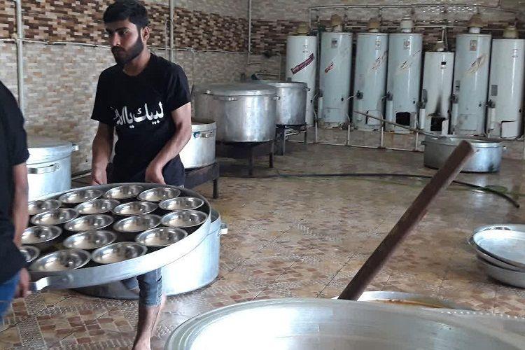 1570442222 - خدمترسانی به ۲۰۰۰ زائر پاکستانی اربعین در زاهدان +تصاویر